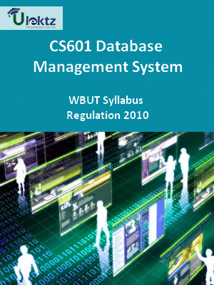 Database Management System-Syllabus
