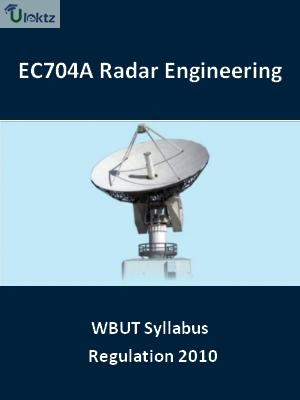 Radar Engineering