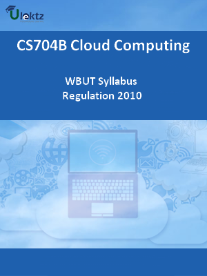 Cloud Computing-Syllabus