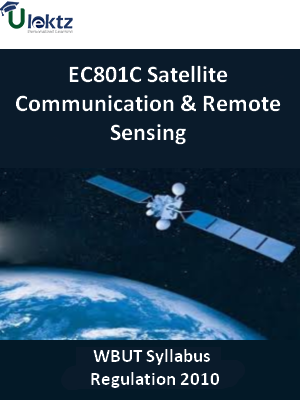 Satellite Communication & Remote Sensing - Syllabus