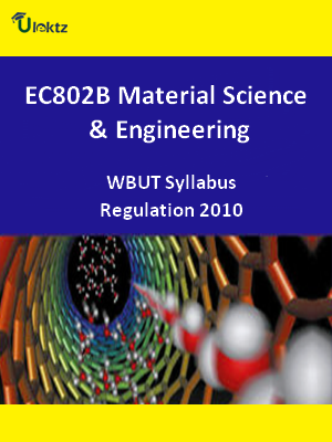 Material Science & Engineering - Syllabus