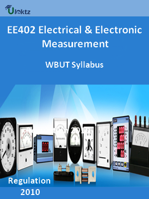 Electrical & Electronic Measurement  - Syllabus