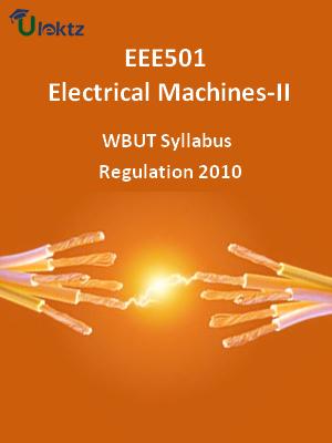 Electrical Machines-II  - Syllabus