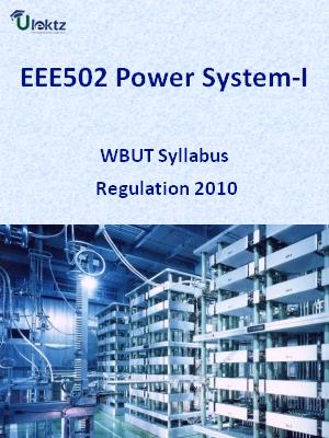 Power System-I - Syllabus