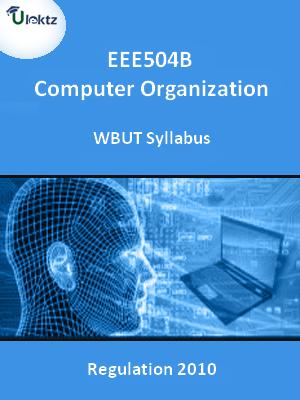 Computer Organization - Syllabus