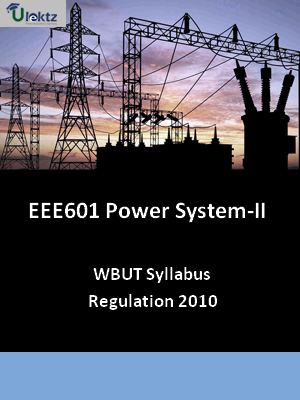 Power System-II  - Syllabus