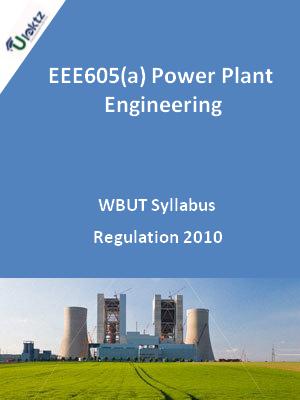 Power Plant Engineering - Syllabus
