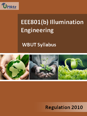 Illumination Engineering - Syllabus