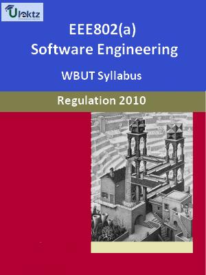 Software Engineering - Syllabus