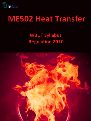 Heat Transfer - Syllabus