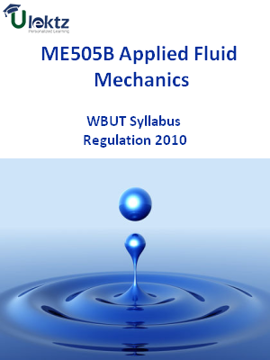 Applied Fluid Mechanics -Syllabus