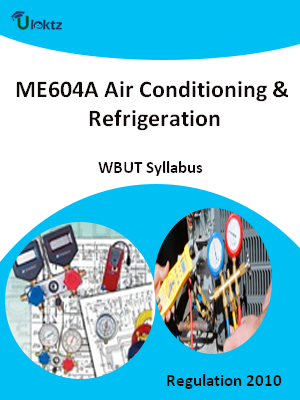 Air Conditioning & Refrigeration - Syllabus