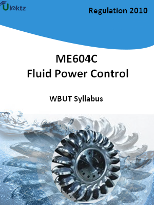Fluid Power Control - Syllabus