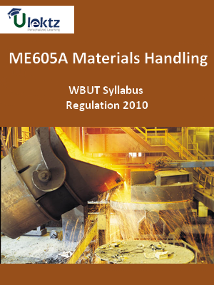 Materials Handlingl - Syllabus