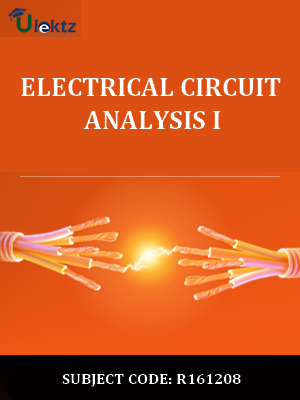 ELECTRICAL CIRCUIT ANALYSIS I