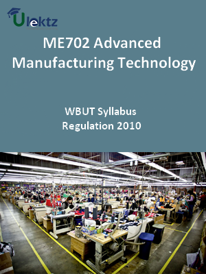 Advanced Manufacturing Technology - Syllabus