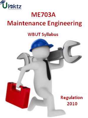 Maintenance Engineering - Syllabus