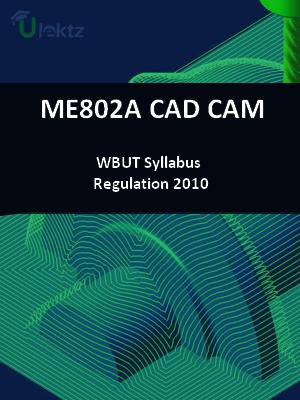 CAD-CAM - Syllabus