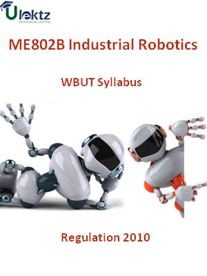 Industrial Robotics - Syllabus