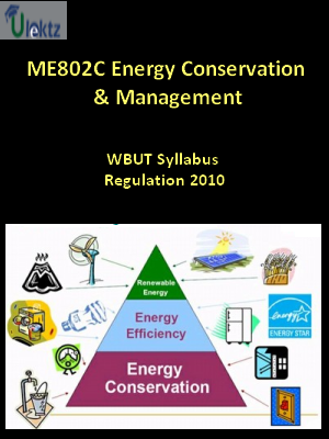 Energy Conservation & Management - Syllabus