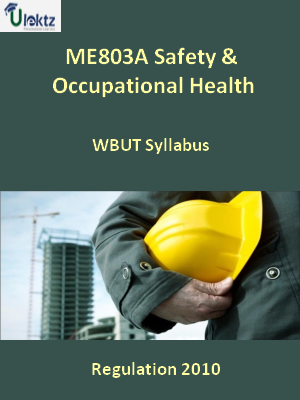 Safety And Occupational Health - Syllabus