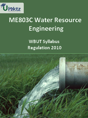 Water Resource Engineeringl - Syllabus