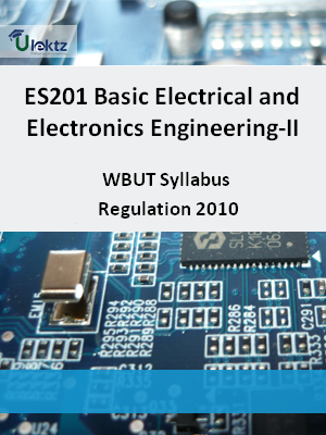 Basic Electrical and Electronics Engineering-II - Syllabus