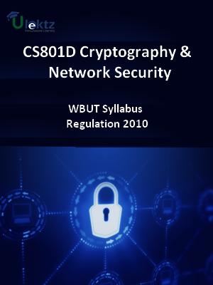 Cryptography & Network Security-Syllabus
