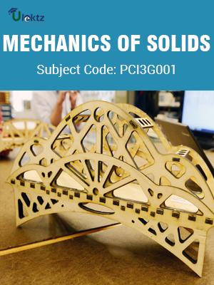 Mechanics Of Solids (Minor)