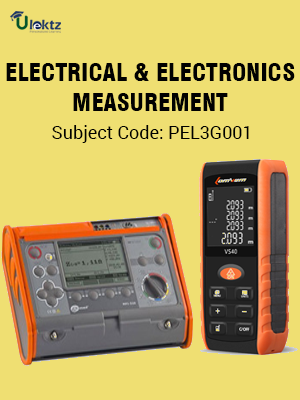 ELECTRICAL AND ELECTRONICS MEASUREMENT_MINOR