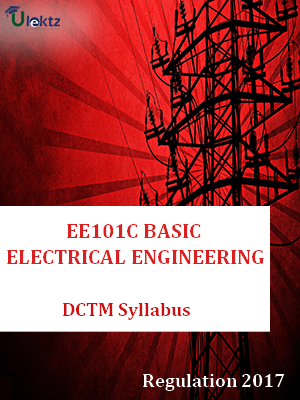 Basic Electrical Engineering-Syllabus