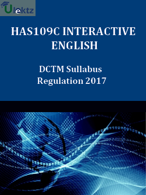 Interactive English-Syllabus