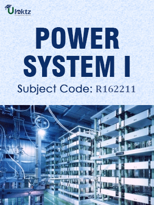 Power Systems-I - Syllabus