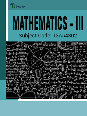 MATHEMATICS-III