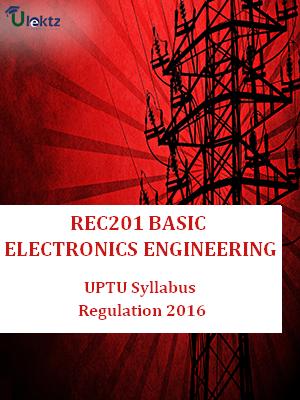 Basic Electronics Engineering - Syllabus