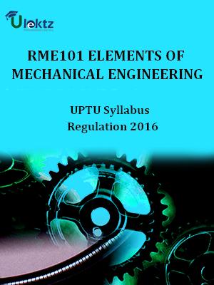Elements of Mechanical Engineering - Syllabus