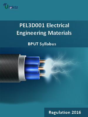 Electrical Engineering Materials - Syllabus