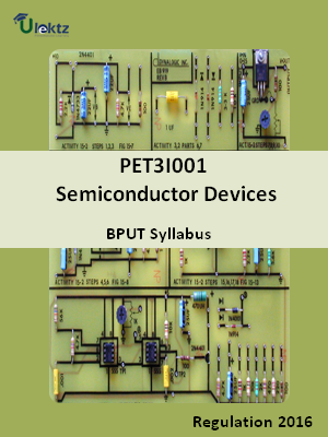 Semiconductor Devices - Syllabus