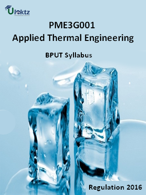 Applied Thermal Engineering - Syllabus