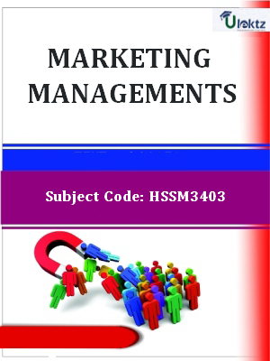 Important Questions for Marketing Managements