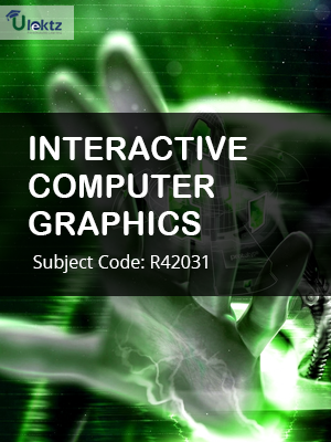 Important Questions for Interactive Computer Graphics