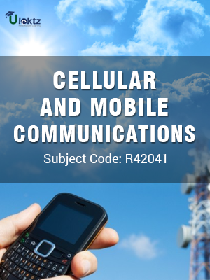 Important Questions for Cellular and Mobile Communication
