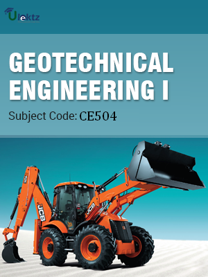 Important Questions for GEOTECHNICAL ENGINEERING - I