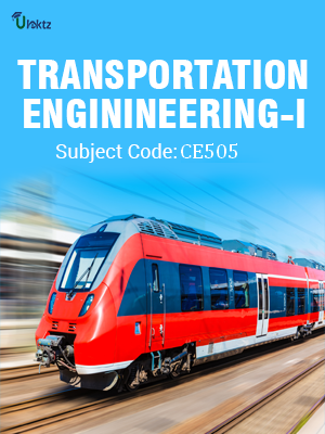 Important Questions for TRANSPORTATION ENGINEERING - I