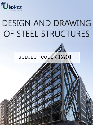 Important Questions for DESIGN AND DRAWING OF STEEL STRUCTURES