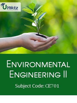 Important Questions for ENVIRONMENTAL ENGINEERING - II