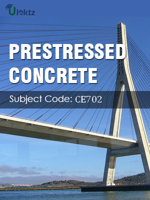 Important Questions for PRESTRESSED CONCRETE