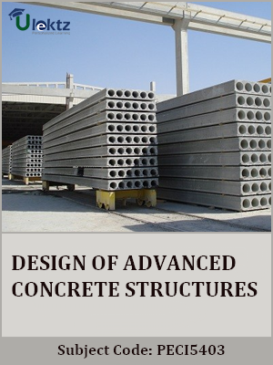 Important Questions for Design of Advanced Concrete Structures