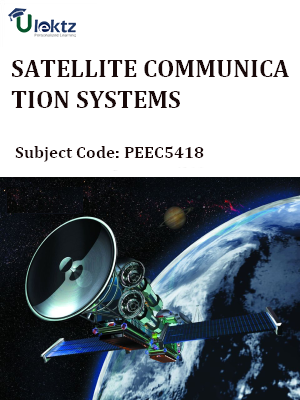 Important Questions for Satellite Communication Systems
