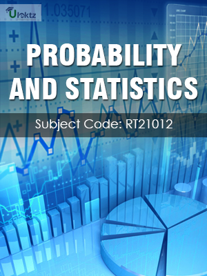Important Questions for PROBABILITY AND STATISTICS